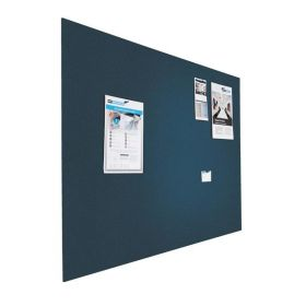 Prikbord bulletin - Zwevend - 120x200 cm - Blauw 1