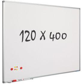 extra groot whiteboard 120 x 400 cm
