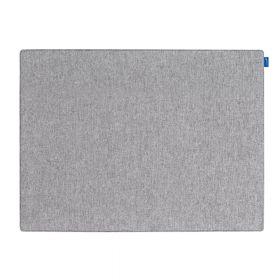 BOARD-UP frameloos akoestisch wandpaneel - 50x75 cm - licht grijs