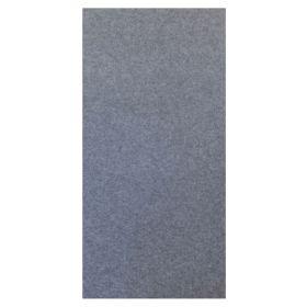 Chameleon akoestisch wandpaneel PET-vilt - Modulair - 198x98 cm - Grey