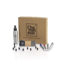 Chameleon 'all-magnetic' design starterkit voor whiteboards
