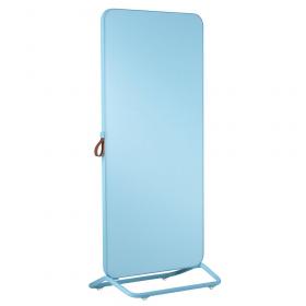 Chameleon Mobile dubbelzijdig glassboard 89 x 192 cm - Blauw