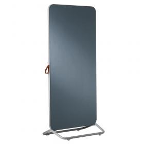 Chameleon Mobile dubbelzijdig glassboard 89 x 192 cm - Grijs
