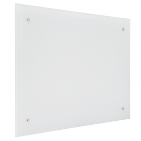 glasbord wit 100x100 cm