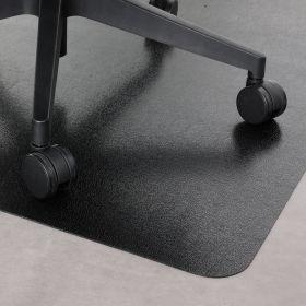 vloerbeschermer 90x120 cm zwart
