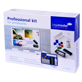legamaster professional kit voor whiteboards