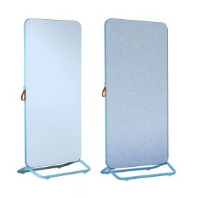 Chameleon Mobile pinboard blauw