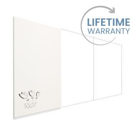 Chameleon modular whiteboard wandpaneel 90x120 cm