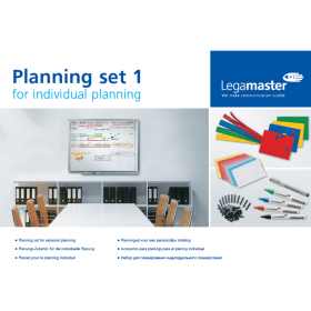 planningset voor whiteboards