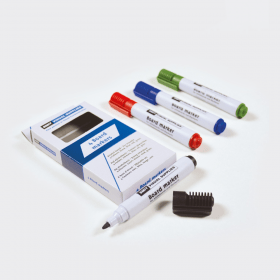 smit visual whiteboard markers 4 stuks