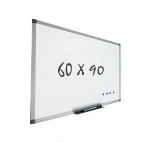 Whiteboard wandmontage 60x90 cm