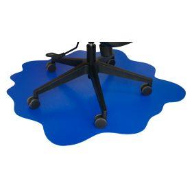 antislipmat Splash blauw