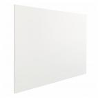 Whiteboard zonder rand - 100x100 cm