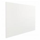 Whiteboard zonder rand - 100x200 cm